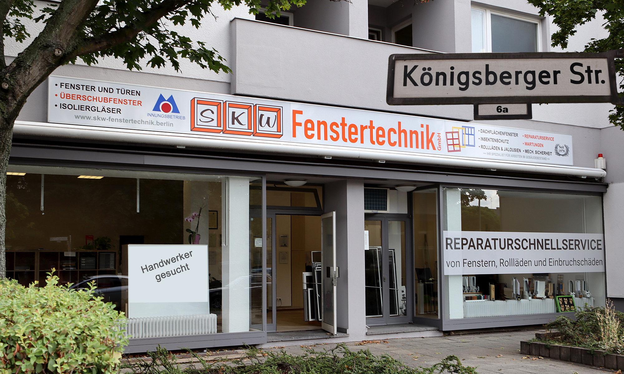 SKW Fensterreparatur Berlin